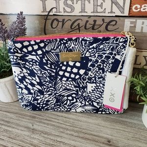 NEW 2019 Lilly Pulitzer for Target Upstream Clutch